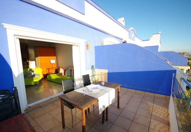 Apartamento en Tarifa - 10 - Ático frente al mar
