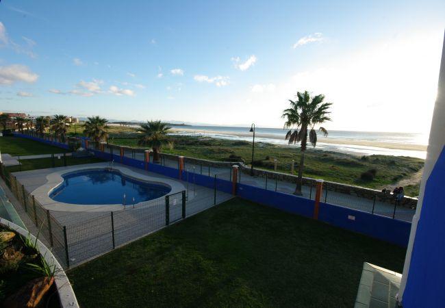 Apartamento en Tarifa - 188 - Apartamento en 1ª línea de playa
