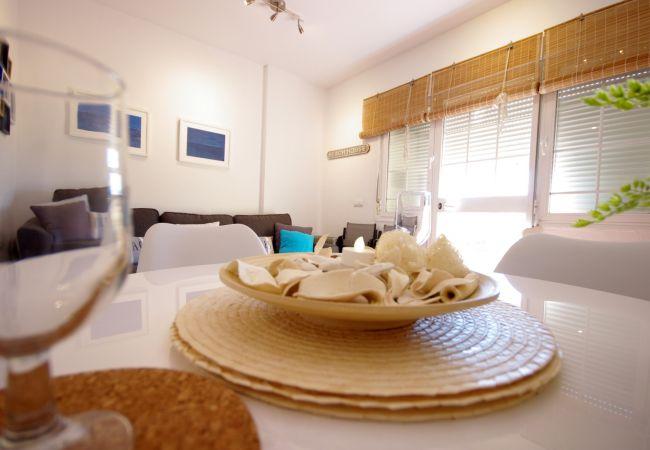 Apartamento en Tarifa - 377 - Apartamento con piscina frente al mar