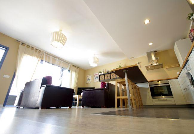 Apartamento en Tarifa - 260 - Apartamento estilo zen Techos Azules Tarifa