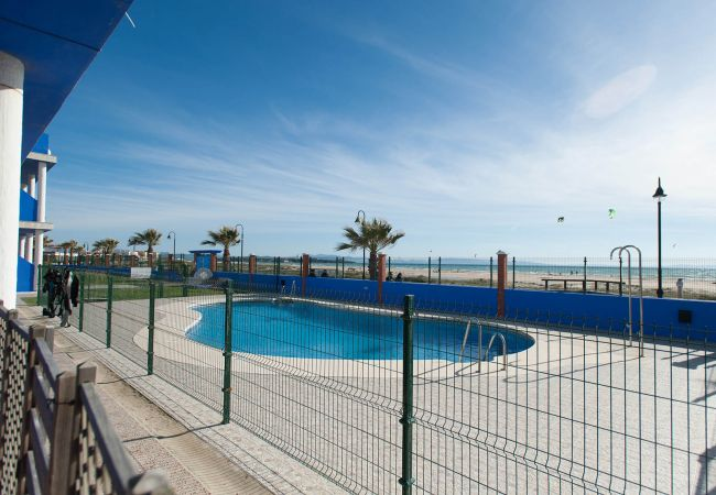 Apartamento en Tarifa - 124 - Bajo en 1º línea de playa