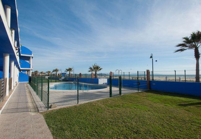 Apartamento en Tarifa - 136 - Apartamento en 1ª línea de playa de Tarifa