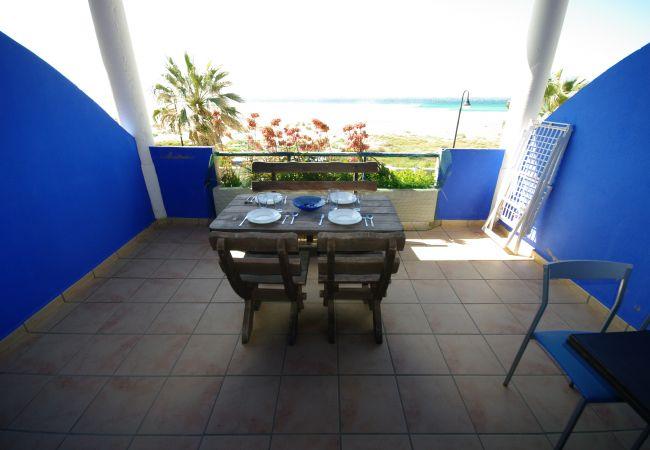 Apartamento en Tarifa - 107 - Apartamento con terraza y vistas al mar