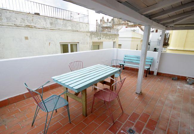 Apartamento en Tarifa - 143 - Ático en el centro de Tarifa