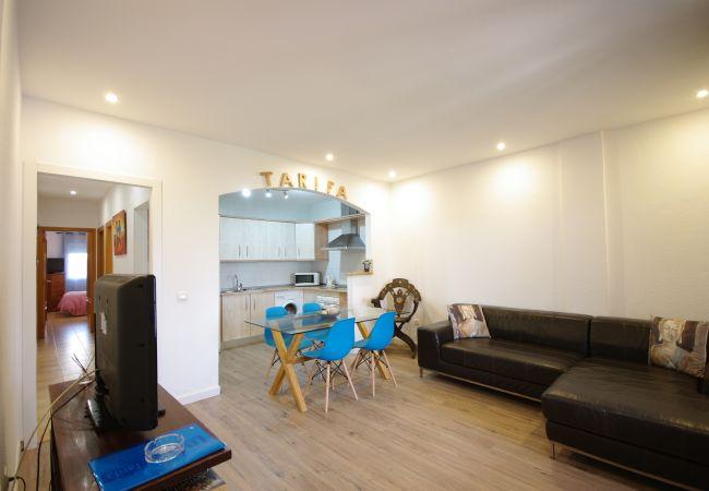 Ferienwohnung in Tarifa - 138 - Apartamento a pie de playa en Tarifa
