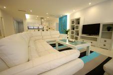 Ferienwohnung in Tarifa - 49 - Apartamento de 3 dormitorios y piscina