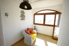 Reihenhaus in Tarifa - 203 Casa junto a la Playa de los Lances
