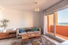 Appartement à Tarifa - 201 - Apartamento con parking y vistas al mar