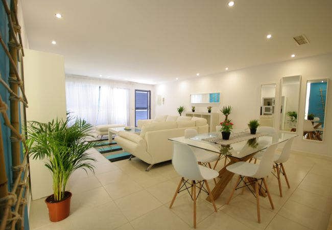 Appartement à Tarifa - 49 - Apartamento de 3 dormitorios y piscina